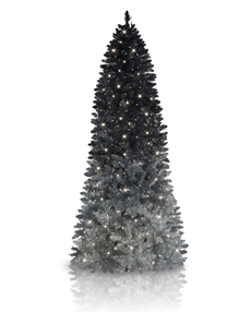 Silver Shadow Ombre Tree <span>|9'|Slim 42"