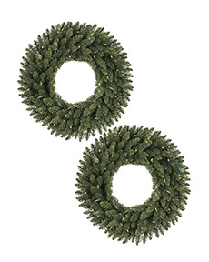 Balsam Spruce Wreath - 2 pack <span>|26"