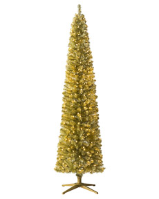 All That Glitters Pencil Tree <span>|7'|Pencil 23"