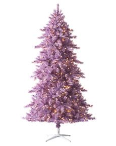 Lively Lavender Christmas Tree <span>|7'|Slim 47"
