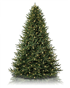 Treetopia Oh Realistic Artificial Christmas Tree
