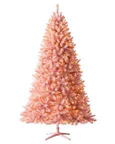 Pretty in Pink&trade; Tree <span>|9'|Full 62"