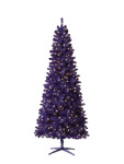 Treetopia Artificial Basics Purple Christmas Tree