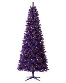 Treetopia Basics - Purple Tree <span>|6'|Slim 32"