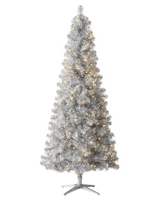Treetopia Basics - Silver Tree <span>|6'|Slim 32"