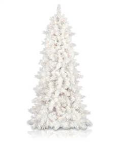 Whisper White Cashmere Tree <span>|7'|Slim 44"