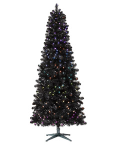 Color Blast Black Tree <span>|7.5'|Slim 40"