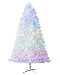 Color Blast Winter White Tree <span>|7'|Full 45"