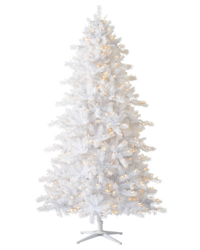 Treetopia Moonlight White Artificial Christmas Tree