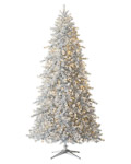 Treetopia Tinkerbell Silver Artificial Christmas Tree