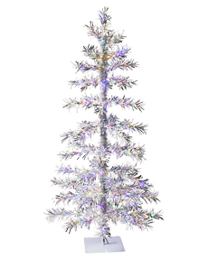 Timeless Tinsel Tree <span>|6'|Slim 32"