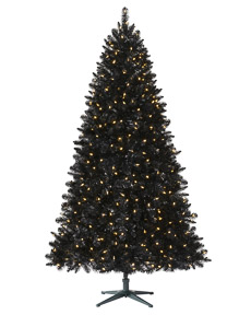 Tuxedo Black&trade; Christmas Tree <span>|9'|Full 64"