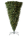 Treetopia Knocked Upside Down Artificial Christmas Tree